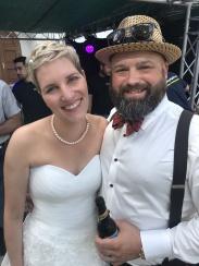 Hochzeit Thomas und Chantal