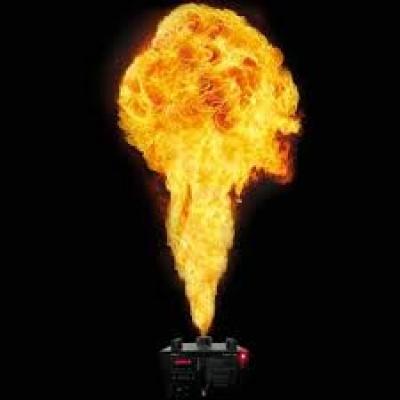 Feuer Flammen Effekt (ohne Aerosol)>