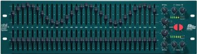 Equalizer BSS  FCS-966, 2 x 31 Band>
