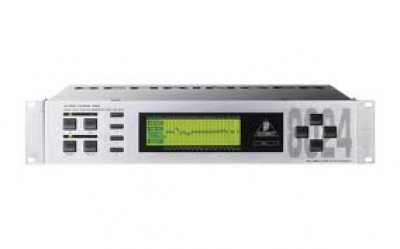 Ultra Curve DSP 8000, Analyzer / Equalizer  >