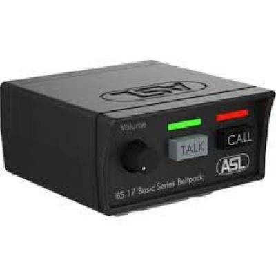 Intercom ASL, zusätzliches Beltpack>