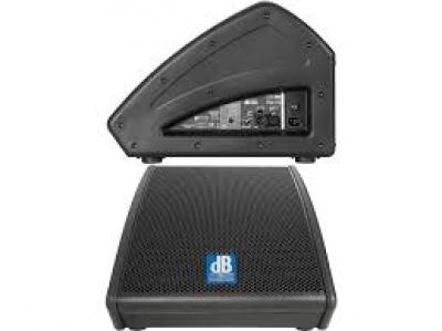 1 Monitorlautsprecher dB FM-10>