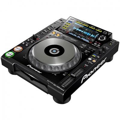 CD Player Pioneer CDJ-2000 NXS>