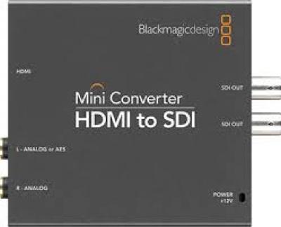 Blackmagic Converter HD-SDI>