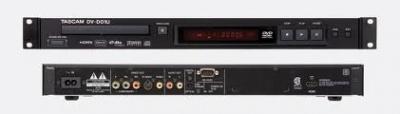 DVD Player Tascam DVD-01U>