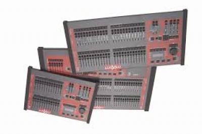 Steuerpult LSC Maxim. 24/28 Kanal, DMX>
