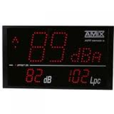 Amix Sound Level Messgerät >