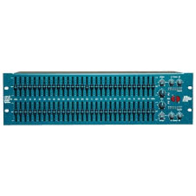 Equalizer BSS  FCS-960,  2 x 31 Band>
