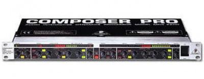 Kompressor Behringer MDX 2200 2 – Kanal >