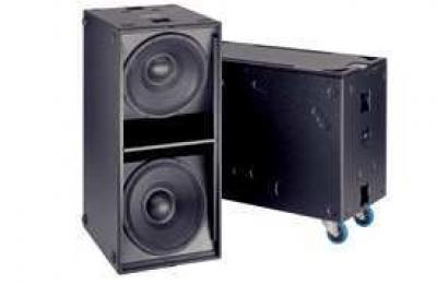 1 Lautsprecher Kling & Freitag Bass SW215E>