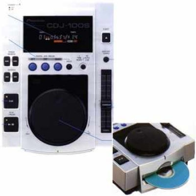 CD Player Pioneer CDJ – 100S>