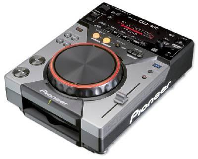 CD Player Pioneer CDJ-400>