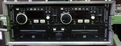 CD Denon Doppel DN-D4000 mit MP3>