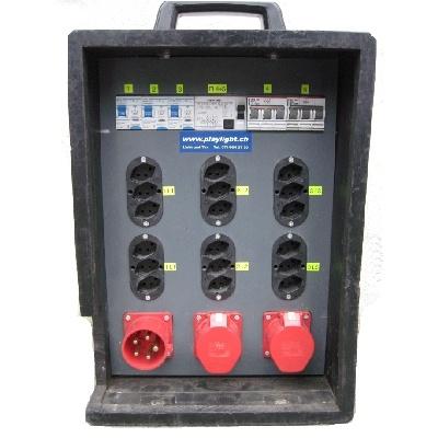 Stromverteiler CEE 16>