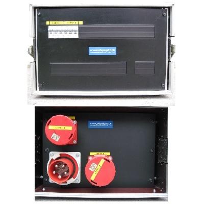 Stromverteiler CEE 125>