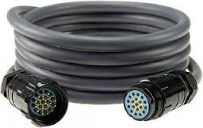 Socapex Kabel 20m>
