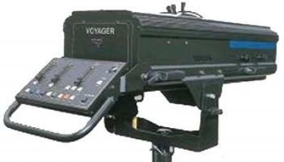 Verfolger Voyager, 1200 Watt HMI >