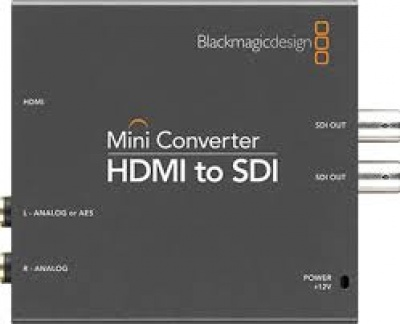 Blackmagic Converter HD-SDI>