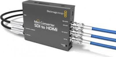 Blackmagic Converter SDI-HDMI>