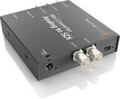 Blackmagic Converter Analo-SDI>