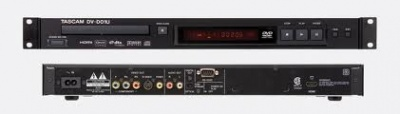 DVD Player Tascam DVD-01U>